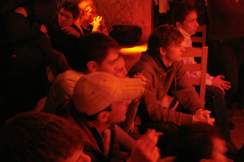 Прощание с Подвалом. 29 ноября 2006