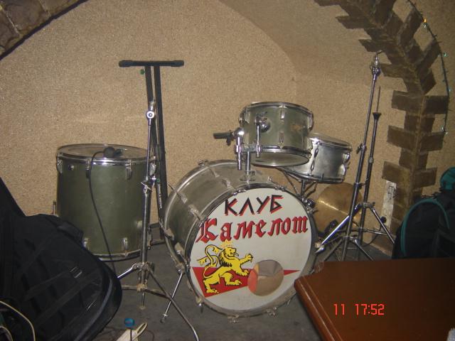 Выезд в ростовский клуб Камелот 11 февраля 2006 года. Совместное выступление с группой